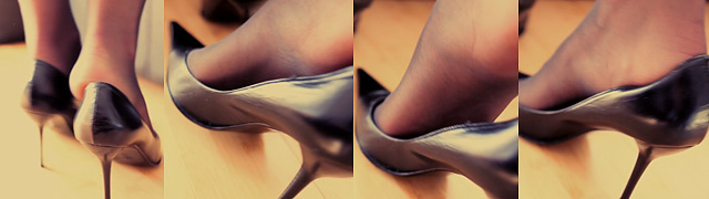The art of shoeplay